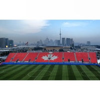 Photo taken at BMO Field by Arcadio M. on 7/3/2013