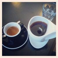 Photo taken at Coffee Alchemy by hazchem d. on 7/25/2013