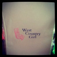 Photo taken at West Country Girl by hazchem d. on 4/27/2013