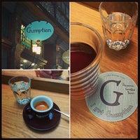 รูปภาพถ่ายที่ Gumption by Coffee Alchemy โดย hazchem d. เมื่อ 1/4/2014