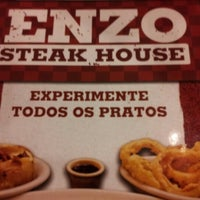 Photo taken at Enzo SteakHouse by João Marcos O. on 9/30/2012