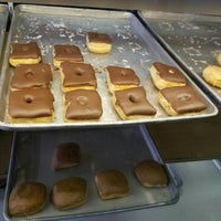 Photo taken at Square Donuts by Aaron H. on 4/26/2016