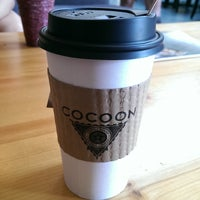 Photo taken at Cocoon Coffee House & Catering Co. by Kate M. on 8/10/2015