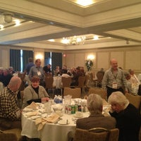 Photo taken at Nottawasaga Inn Resort & Conference Centre by Amie T. on 10/14/2012