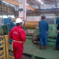 Photo taken at NOV Fiber Glass System (Malaysia) by All Rasid S. on 1/9/2013