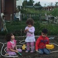 Photo taken at Arnavutköy Belediyesi Bostan Gülistan Hobi Bahçesi by Seher S. on 5/14/2017