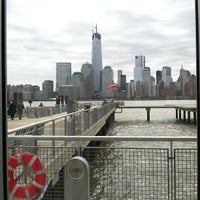 Photo taken at NY Waterway Ferry Terminal Paulus Hook by Paola B. on 4/18/2013