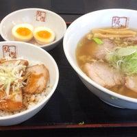 Photo taken at 喜多方ラーメン 坂内 金沢文庫店 by ハリー on 5/5/2017