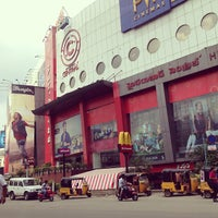 Photo taken at Hyderabad Central by Kalidas C. on 9/12/2013