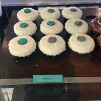 Photo taken at Crave Cupcakes by Charles T. on 9/2/2013