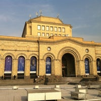 Снимок сделан в Площадь Республики пользователем Dariusz C. 12/3/2012
