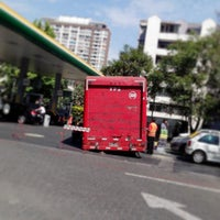 Photo taken at Petrobras by Wilson A. on 10/27/2013