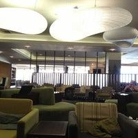 Photo taken at Air New Zealand Koru Lounge by Jeremy T. on 7/8/2013