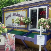 Photo taken at Sunrise Donuts and Sweets LLC by Tamara P. on 6/21/2013