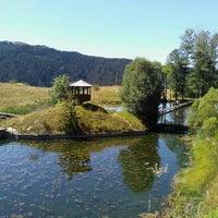 Photo taken at Чаирски Езера by Vladislava on 9/2/2015