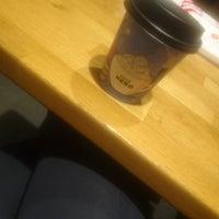Photo taken at Caffé Nero by Martı Ç. on 11/15/2017