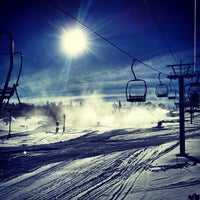 Photo taken at A51 Terrain Park by Just J. on 12/2/2014