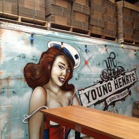 Photo taken at Young Henrys by Ben on 8/10/2013