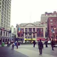 Photo taken at W New York - Union Square by bo Y. on 10/15/2012