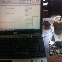 Photo taken at Dunn Bros Coffee by Megan B. on 8/14/2013
