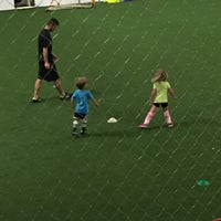 Photo taken at Kingdom Indoor Center (KIC) by Elizabeth H. on 7/17/2015
