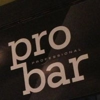 Photo taken at ProBar by Max F. on 8/11/2013