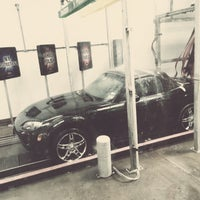 Photo taken at Mister Car Wash by Fez on 3/28/2015