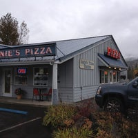Photo taken at Annie's Pizza Station by Albert L. on 10/27/2012