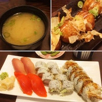 Photo taken at Narita Sushi by Albert L. on 6/11/2016