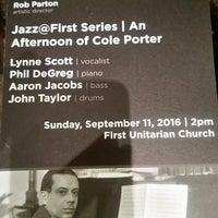 Photo taken at First Unitarian Church of Cincinnati by Craig H. on 9/11/2016