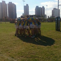 Photo taken at BHN Rugby Club by Celeste B. on 5/17/2015