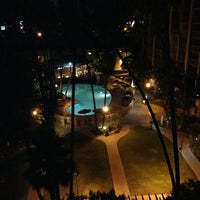 Photo taken at Crowne Plaza San Diego - Mission Valley by Robin B. on 8/15/2013