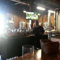 Photo taken at Railyard Brewing Co. by Houseboat W. on 1/7/2013