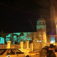 Photo taken at Masjid Abidin (Masjid Putih) by bdk sepet on 4/18/2013