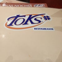 Photo taken at Toks by Raúl D. on 2/3/2013