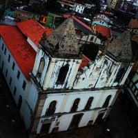 Photo taken at Espaco Cultural Igreja Da Barroquinha by João F. on 2/24/2014