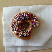 Photo taken at Krispy Kreme Doughnuts by Mary on 8/23/2013