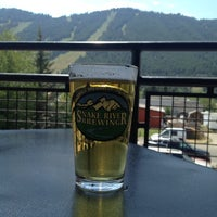 Photo taken at Snake River Brewery & Restaurant by Shane B. on 7/25/2013