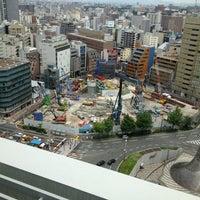 Photo taken at Nagoya Marriott Associa Hotel by Miyabi on 6/23/2013