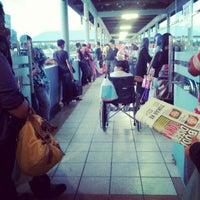 Photo taken at Kuala Kedah Jetty by Wanone Y. on 12/20/2012
