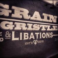 Foto tomada en Grain & Gristle por Amanda Young el 3/16/2013