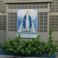 Photo taken at Colégio Virgem Imaculada by Luiz C. on 3/16/2016