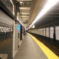 Photo taken at MTA Subway - Prospect Ave (R) by Sebastian S. on 11/30/2017