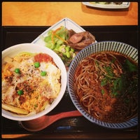 Photo taken at Sobakichi by myw_tokyo on 7/16/2013
