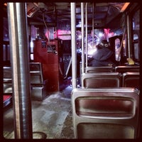 Photo taken at TTC Streetcar #501 Queen by Jason P. on 11/30/2013