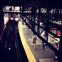 Photo taken at MTA Subway - 14th St/Union Square (4/5/6/L/N/Q/R/W) by Jason P. on 8/22/2013