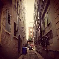 Photo taken at Spadina & Adelaide by Jason P. on 9/4/2013