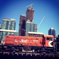 Photo taken at Toronto Railway Heritage Centre by Jason P. on 6/12/2013