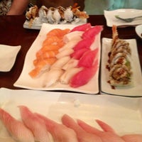 Photo taken at Tokai Sushi by Cayle L. on 4/28/2013