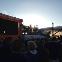 Photo taken at ESPN College GameDay by Justin S. on 11/3/2012